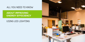 LED light for small business