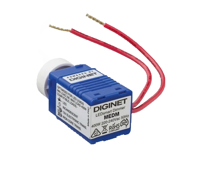 Emerald Planet dimmer for warehouse lights