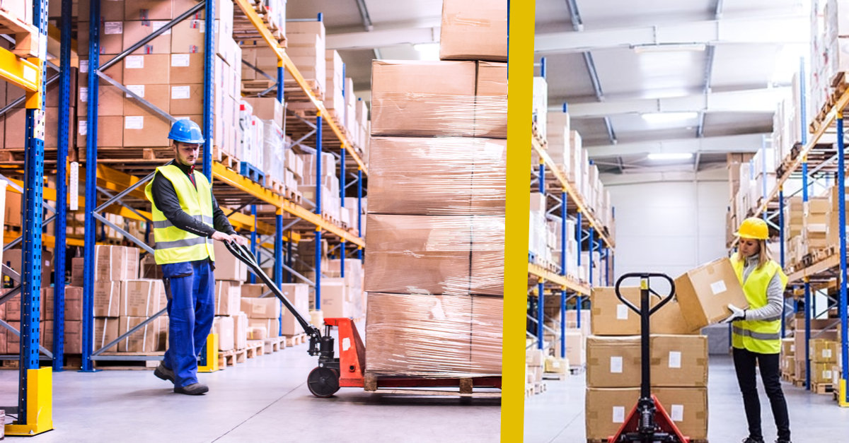 Ensuring safety in the warehouse
